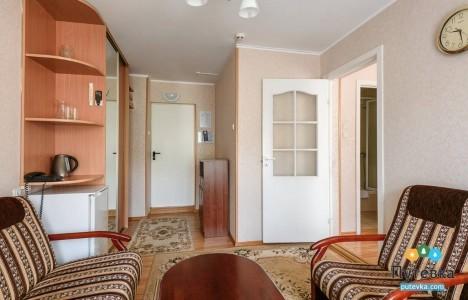 Люкс 1-местный 2-комнатный , фото 3