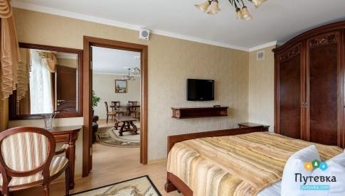 Апартаменты Большие 2-местные 2-комнатные, фото 1