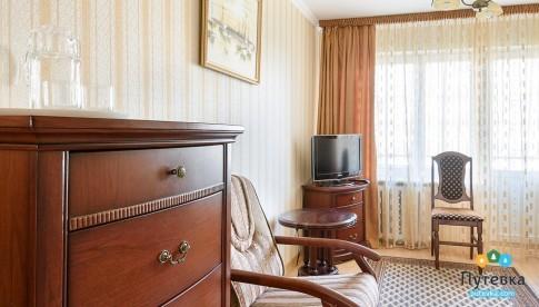 Апартаменты Большие 2-местные 2-комнатные, фото 4