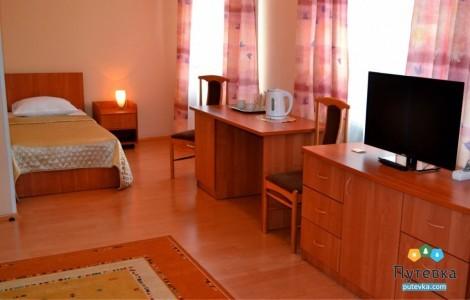 Люкс 2-местный Junior Suite (корпус 1,2), фото 2