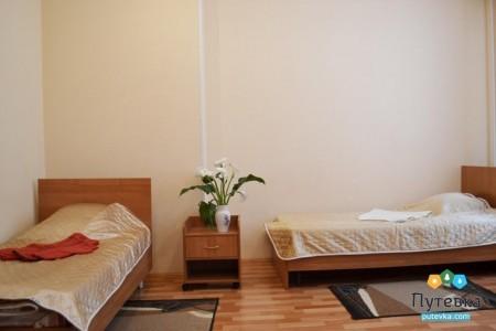 Семейный 3-местный 2-комнатный (корпус 3), фото 1