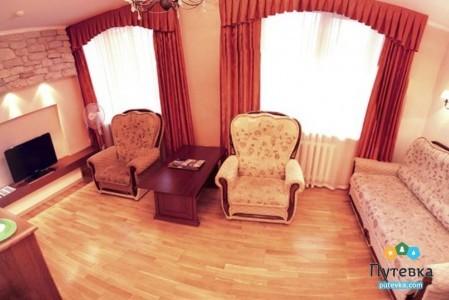 Коттедж 2-местный 2-комнатный (коттедж 5), фото 2