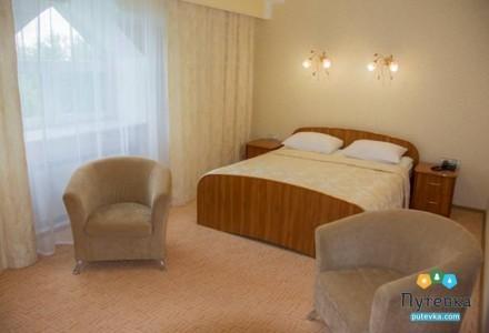 Люкс 2-местный 2-комнатный (корпус 3), фото 1