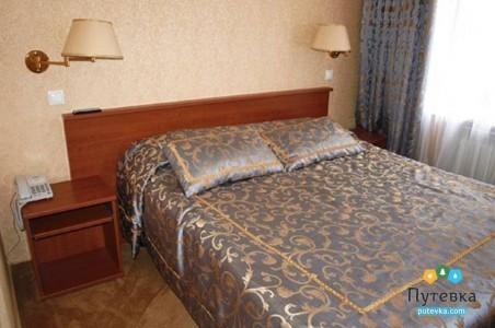 Люкс 2-местный 2-комнатный (корпус 6) малый, фото 1