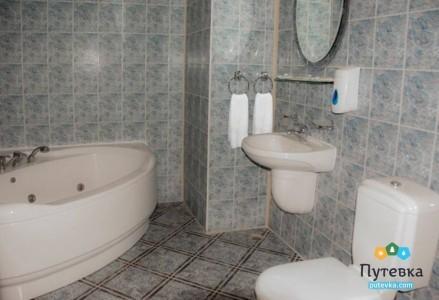 Люкс 2-местный 2-комнатный (корпус 6) обычный, фото 3