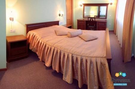 Коттедж 3-местный 3-комнатный, фото 1