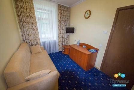 Люкс 3-местный 3-комнатный (корпус 2), фото 1