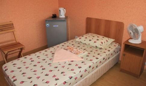 Евро 1-местный 1-комнатный ( вид на море), фото 1