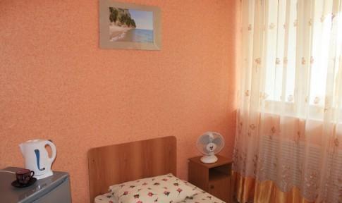 Евро 1-местный 1-комнатный ( вид на море), фото 2