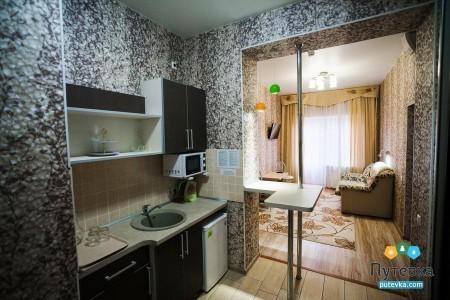 Комфорт 2-местный 2-комнатный Семейный корпус 1, фото 2
