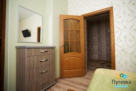 Комфорт 2-местный 2-комнатный Семейный корпус 1, фото 4