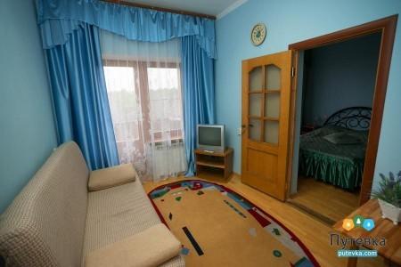 Стандарт 2-местный 2-комнатный Семейный корпус 2Б, фото 2