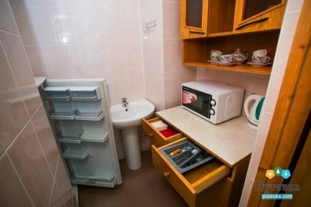 Стандарт 2-местный 2-комнатный Семейный корпус 2Б, фото 3