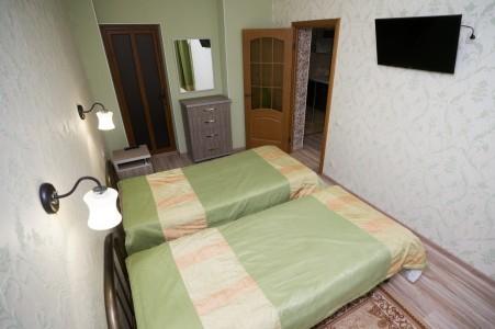 Комфорт 2-местный 2-комнатный Семейный корпус 2А, фото 1