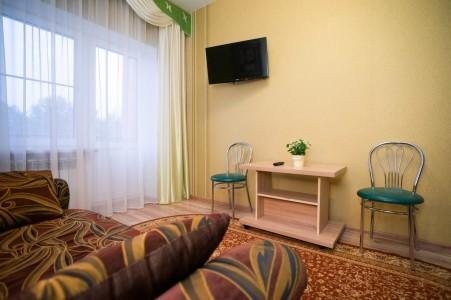 Комфорт 2-местный 2-комнатный Семейный корпус 2А, фото 2
