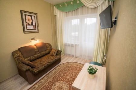 Комфорт 2-местный 2-комнатный Семейный корпус 2А, фото 3