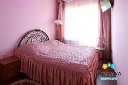 Апартаменты 2-местные 3-комнатные корпус 2Б, фото 1