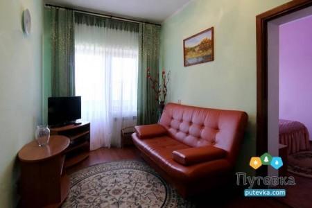 Апартаменты 2-местные 3-комнатные корпус 2Б, фото 2