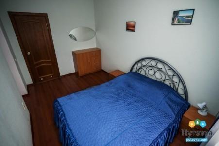 Люкс 1-местный 2-комнатный корпус 2Б, фото 1