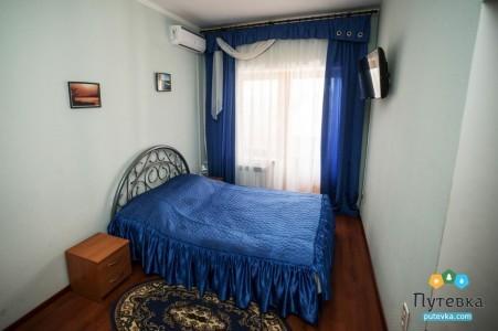Люкс 1-местный 2-комнатный корпус 2Б, фото 2