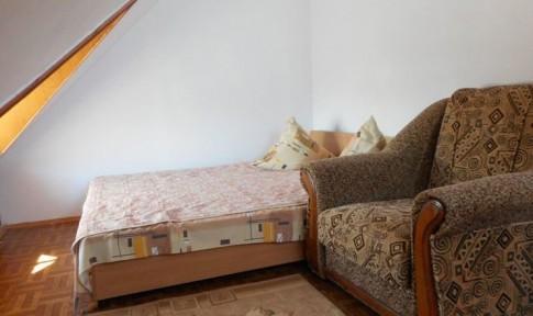 Эконом 1-местный 1-комнатный №18 без удобств,мансарда, фото 1
