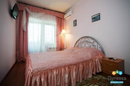Люкс 1-местный 2-комнатный Комфорт корпус 2А, фото 1