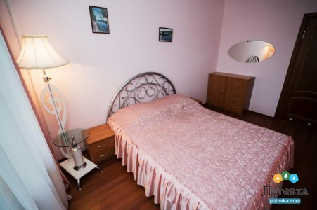 Люкс 1-местный 2-комнатный Комфорт корпус 2А, фото 2