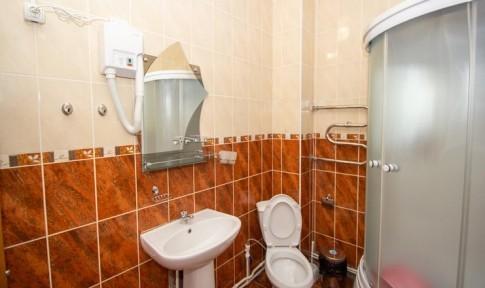 Улучшенный 2-местный 2-комнатный в корпусе 6, фото 4