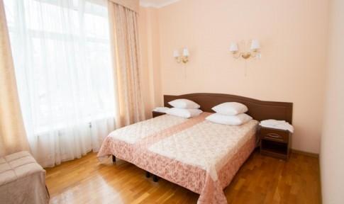 Улучшенный 2-местный 2-комнатный в корп.6, фото 1
