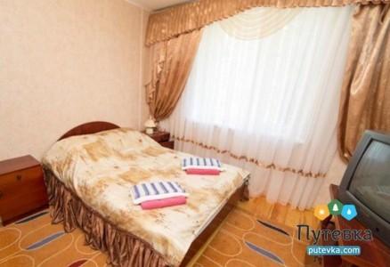 Коттедж Люкс 4-местный 2-комнатный, фото 3