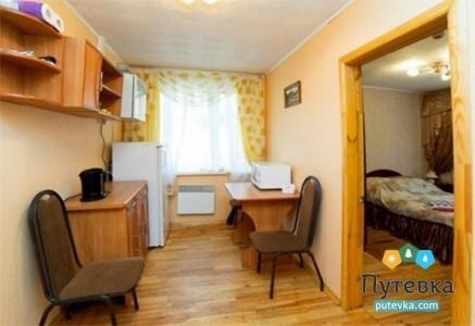 Коттедж Люкс 4-местный 2-комнатный, фото 4