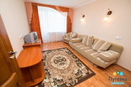 Люкс 2-местный 2-комнат. к.1, фото 2