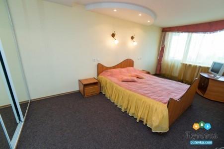 Люкс 2-местный 3-комнатный корпус 1, фото 1