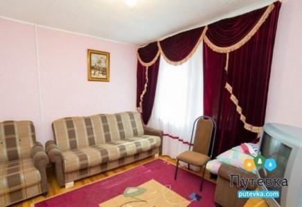 Коттедж Люкс 2-местный 2-комнатный, фото 5