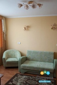 Семейный 2-местный 2-комнатный корпус 1, фото 1