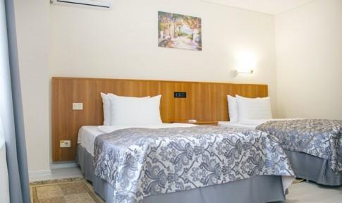 Family suite 4-местный 3-комнатный FmSut, фото 1