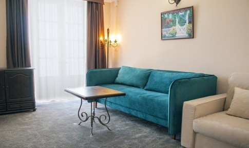Suite 2-местный 2-комнатный Sut, фото 2
