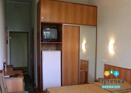 Стандарт 1-местный 1-комнат., фото 1