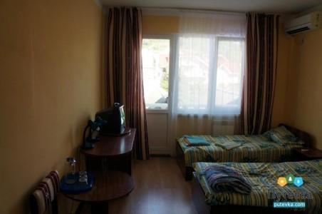 Стандарт 2-местный с балконом, фото 1