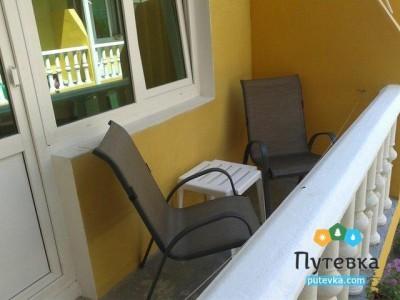 Стандарт 2-местный с балконом, фото 3