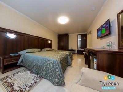Стандартный 2-местный 1-комнатный корпус №2, фото 3