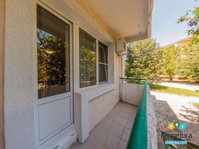 Стандартный 1-местный корпус 3 с балконом, фото 3