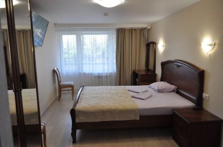 Люкс Семейный 2-местный 2-комнатный, фото 1