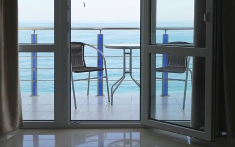 Стандарт 4-местный с видом на море, фото 2