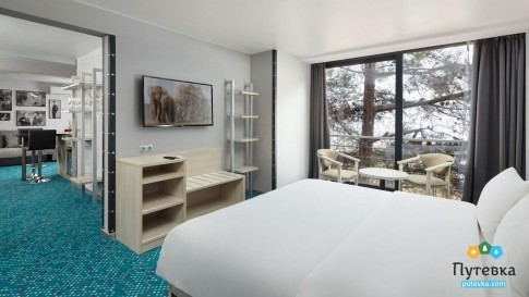 Апартаменты 4-местные 1-комнатные, фото 3