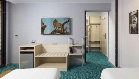 Стандартный улучшенный 2-местный с двумя односпальными кроватями Грин Парк, фото 2