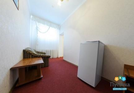 Улучшенный 2-местный 2-комнатный (без балкона), фото 2
