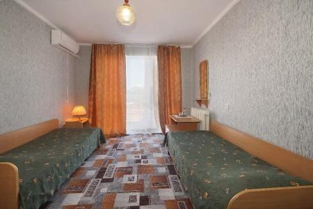 Эконом 2-местный (удобства на этаже), фото 1
