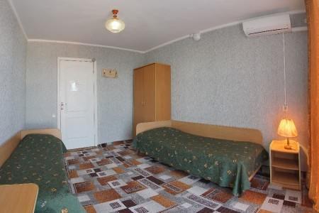 Эконом 2-местный (удобства на этаже), фото 2