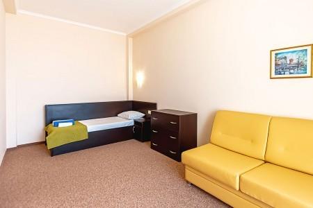 Улучшенный 3-местный 2-комнатный 3 категории, фото 5